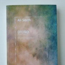 Livros em segunda mão: OTOÑO - ALI SMITH - ED. NÓRDICA 2020. Lote 231898725