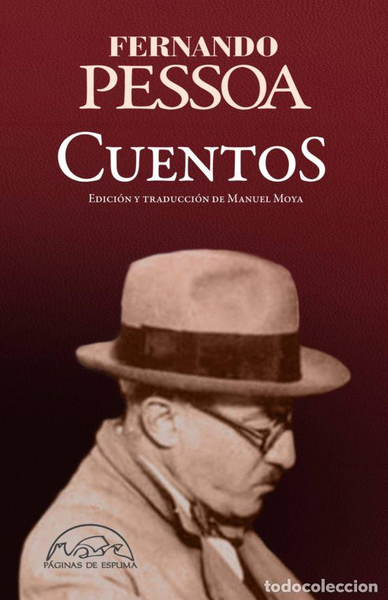FERNANDO PESSOA. CUENTOS. -NUEVO (Libros de Segunda Mano (posteriores a 1936) - Literatura - Narrativa - Otros)