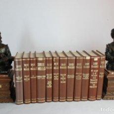 Libros de segunda mano: SALVADOR DE MADARIAGA. ENSAYOS, TEATRO, MEMORIAS. OBRA COMPLETA.12 TOMOS. ESPASA CALPE. MADRID.1983.. Lote 233515720