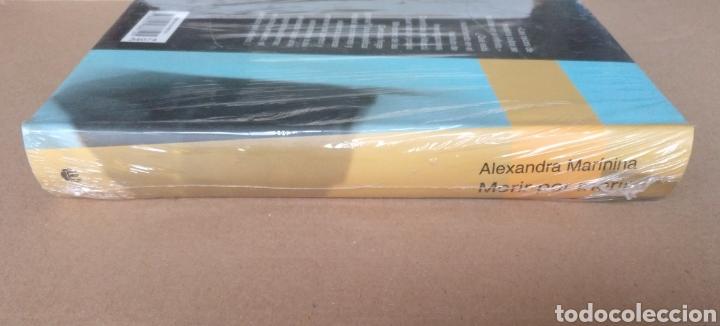 Libros de segunda mano: Morir por morir. Alexandra Marinina. Círculo de lectores. Libro precintado - Foto 5 - 233572800