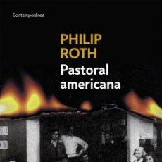 Libros de segunda mano: PASTORAL AMERICANA. - ROTH, PHILIP.. Lote 234090455
