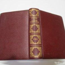 Libros de segunda mano: MIGUEL DE UNAMUNO OBRAS COMPLETAS TOMO VIII W5068. Lote 234174795