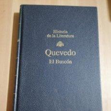 Libros de segunda mano: EL BUSCÓN (FRANCISCO DE QUEVEDO). Lote 234773985