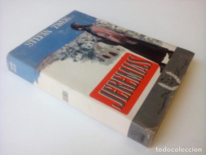 """""""JEREMIAS"""" - STEFAN ZWEIG - HISPANO AMERICANA DE EDICIONES - AÑOS 40 (Libros de Segunda Mano (posteriores a 1936) - Literatura - Narrativa - Otros)"""