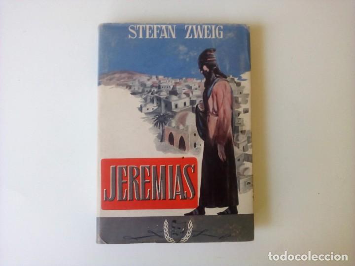 """Libros de segunda mano: """"JEREMIAS"""" - STEFAN ZWEIG - HISPANO AMERICANA DE EDICIONES - AÑOS 40 - Foto 2 - 234915920"""