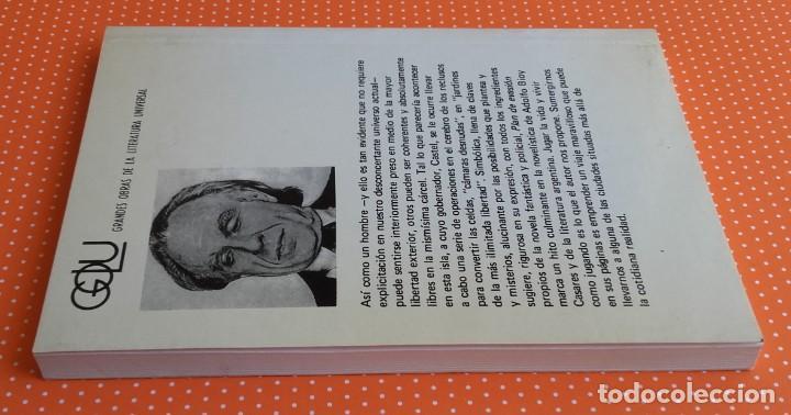 Libros de segunda mano: PLAN DE EVASIÓN. BIOY CASARES. KAPELUSZ. 1974. BUENOS AIRES. ED. ALBERTO MANGUEL. - Foto 4 - 234916580