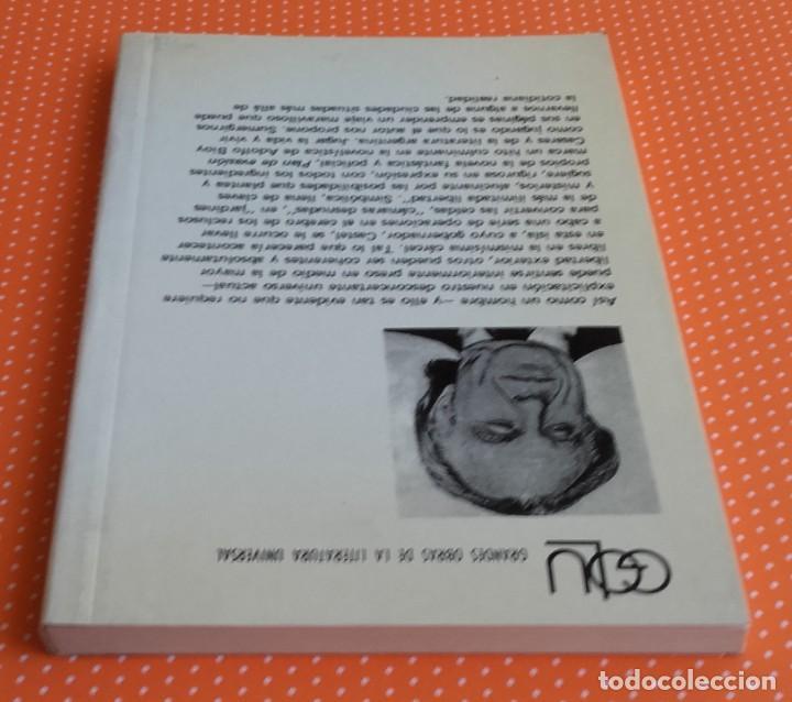Libros de segunda mano: PLAN DE EVASIÓN. BIOY CASARES. KAPELUSZ. 1974. BUENOS AIRES. ED. ALBERTO MANGUEL. - Foto 5 - 234916580