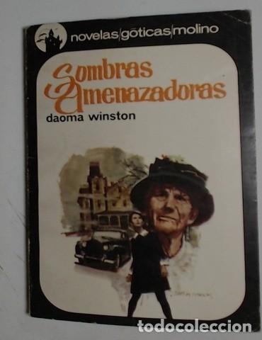 SOMBRAS AMENAZADORAS (DAOMA WINSTON) (Libros de Segunda Mano (posteriores a 1936) - Literatura - Narrativa - Otros)