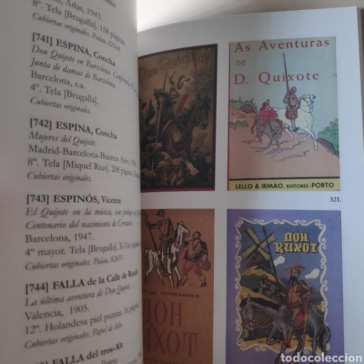 Libros de segunda mano: El ingenioso hidalgo y mucho más. Un largo recorrido por la literatura cervantina - Foto 2 - 234929695