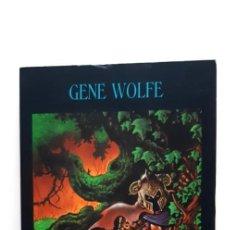 Livres d'occasion: EL DIABLO EN UN BOSQUE. GENE WOLFE. VALDEMAR TIEMPO CERO.. Lote 235051775