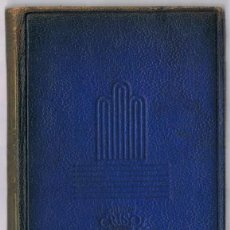 Libros de segunda mano: CRISOL BRITANICO BERENICE BAYACETO JEAN RACINE Nº 167. Lote 235085790