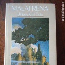 Libros de segunda mano: MALAFRENA-URSULA K.LE GUIN,EDHASA,1985.. Lote 235096095