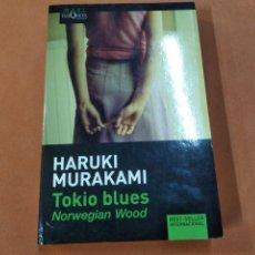 Libros de segunda mano: TOKIO BLUES - HARUKI MURAKAMI - IDIOMA ESPAÑOL - NOB. Lote 235120690