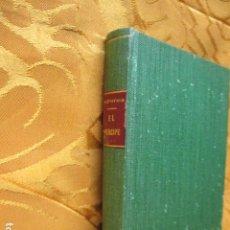 Libros de segunda mano: EL PRINCIPE - NICOLAS MAQUIAVELO. Lote 235216865