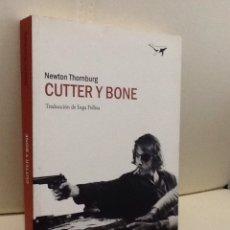 Libros de segunda mano: CUTTER Y BONE . NEWTON THOMBURG .SAJALIN. Lote 235855475