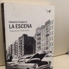 Libros de segunda mano: CLARENCE COOPER JR. LA ESCENA. SAJALIN. Lote 235855515