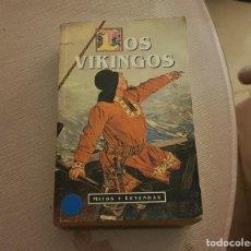 """Libros de segunda mano: LIBRO """"LOS VIKINGOS"""". Lote 236063340"""