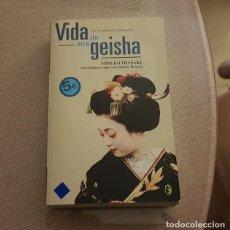 """Libros de segunda mano: LIBRO """"VIDA DE UNA GEISHA"""".. Lote 236063535"""