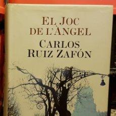 Libros de segunda mano: EL JOC DE L´ANGEL - CARLOS RUIZ ZAFÓN - CATALÀ. Lote 236153595