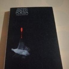 Libros de segunda mano: POESIA. DIONISIO RIDRUEJO. SELECCION DE FELIPE VIVANCO. EDITORIAL ALIANZA. 1976.. Lote 236155835