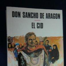 Livros em segunda mão: DON SANCHO DE ARAGÓN - EL CID. CORNEILLE. SOPENA. Lote 236252575