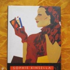 Libros de segunda mano: LOCA POR LAS COMPRAS - SOPHIE KINSELLA - CÍRCULO DE LECTORES - COMO NUEVO. Lote 236277955