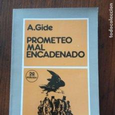 Libros de segunda mano: PROMETEO MAL ENCADENADO.-. Lote 236374575