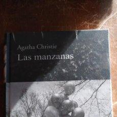 Libros de segunda mano: LAS MANZANAS - AGATHA CHRISTIE - RBA COLECCIONABLES - 2010, PYMY 90. Lote 236583050