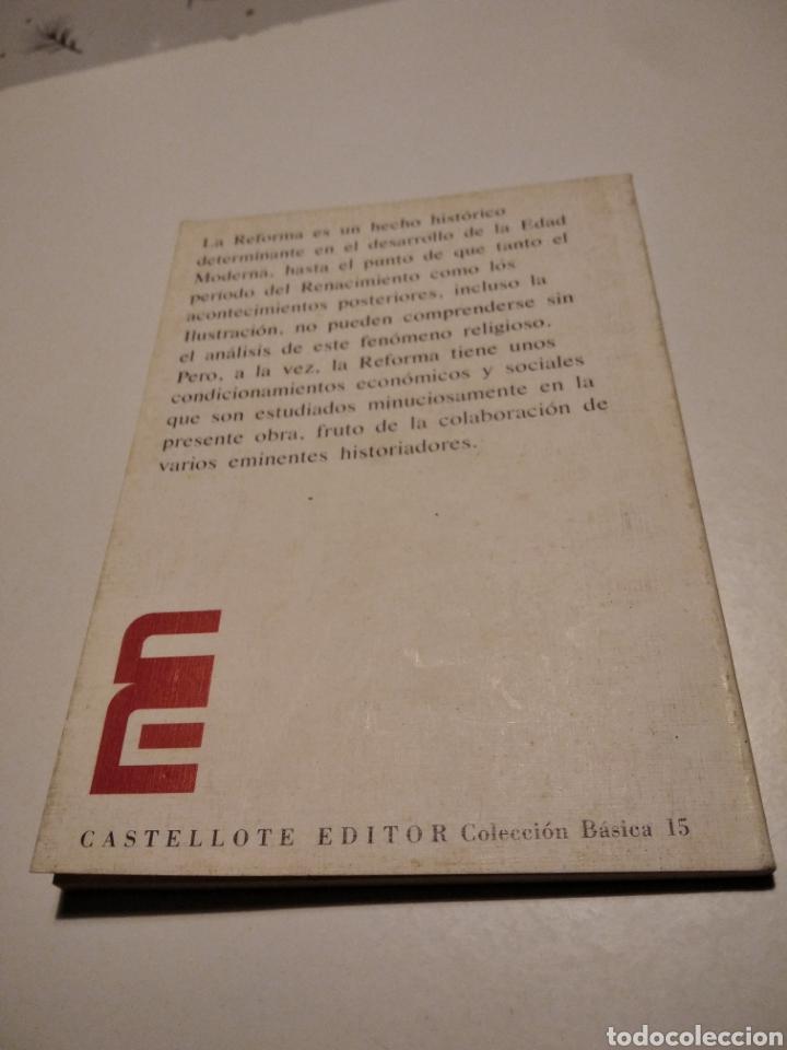 Libros de segunda mano: Introducción a la historia social de la reforma - Foto 5 - 236627680