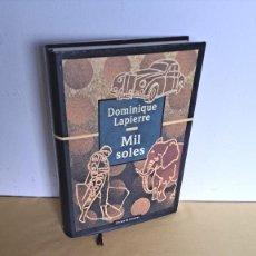 Libros de segunda mano: DOMIMIQUE LAPIERRE - MIL SOLES - CIRCULO DE LECTORES 1998. Lote 236698710