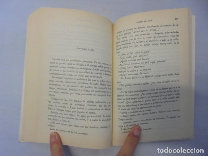 Libros de segunda mano: POETAS DE CAFE. (NOVELA). ADELAIDA LOS SANTOS. DEDICADO POR AUTORA. EDITORIAL AGUACANTOS 1992 - Foto 12 - 236761985