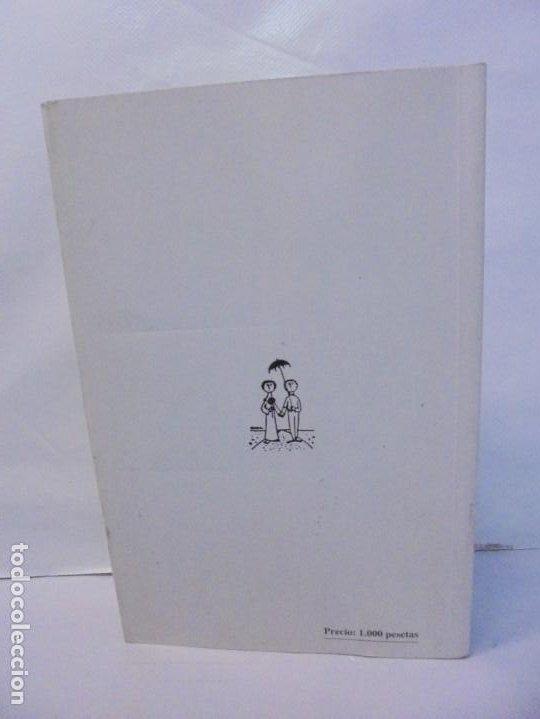 Libros de segunda mano: POETAS DE CAFE. (NOVELA). ADELAIDA LOS SANTOS. DEDICADO POR AUTORA. EDITORIAL AGUACANTOS 1992 - Foto 16 - 236761985