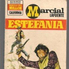 Libros de segunda mano: CALIFORNIA. Nº 883. EL COYOTE DE LAS LLANURAS. MARCIAL LAFUENTE ESTEFANÍA. BRUGUER.(P/C51). Lote 236764185