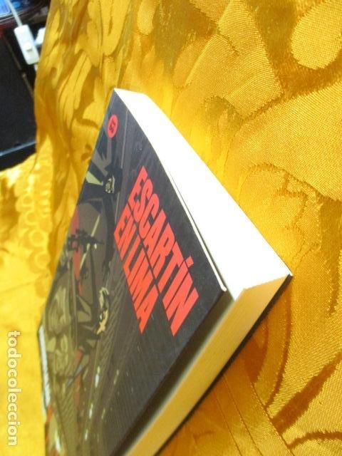 Libros de segunda mano: Escartín en Lima - de Lalana Josa, Fernando. COMO NUEVO - Foto 3 - 236804985