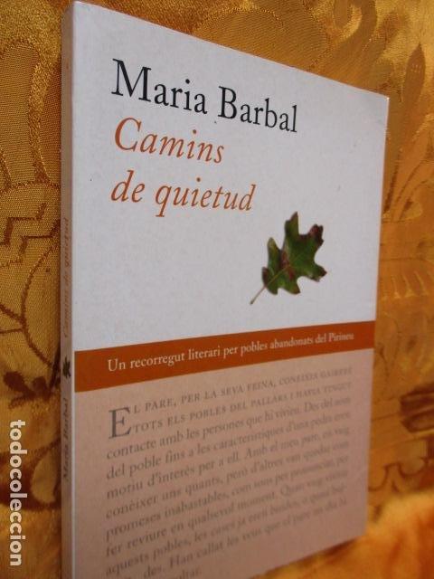 Libros de segunda mano: CAMINS DE QUIETUD (MARIA BARBAL) EN CATALAN - Foto 2 - 236805500