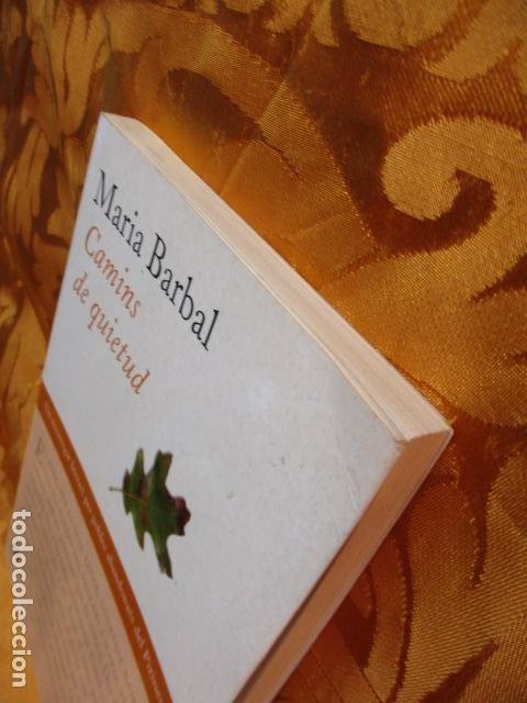 Libros de segunda mano: CAMINS DE QUIETUD (MARIA BARBAL) EN CATALAN - Foto 3 - 236805500