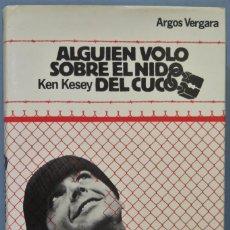 Libros de segunda mano: 1976.- ALGUIEN VOLO SOBRE EL NIDO DEL CUCO. KESEY. Lote 236820520