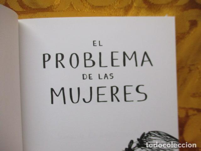 Libros de segunda mano: EL PROBLEMA DE LAS MUJERES - Jacky Fleming - Foto 6 - 236837280
