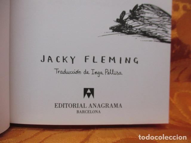 Libros de segunda mano: EL PROBLEMA DE LAS MUJERES - Jacky Fleming - Foto 7 - 236837280
