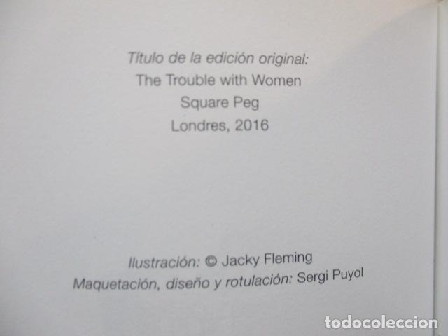 Libros de segunda mano: EL PROBLEMA DE LAS MUJERES - Jacky Fleming - Foto 10 - 236837280
