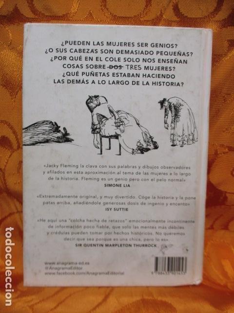 Libros de segunda mano: EL PROBLEMA DE LAS MUJERES - Jacky Fleming - Foto 13 - 236837280