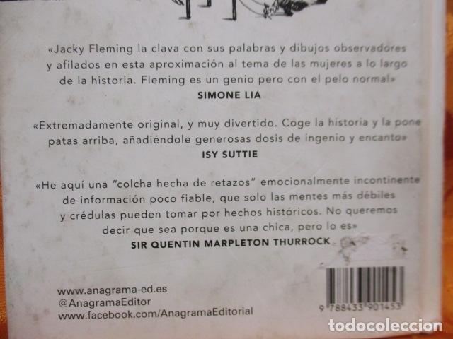 Libros de segunda mano: EL PROBLEMA DE LAS MUJERES - Jacky Fleming - Foto 15 - 236837280