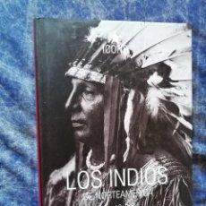 Libros de segunda mano: LOS INDIOS DE NORTEAMERICA * EDWARD S. CURTIS * TASCHEN * ICONS. Lote 236914060