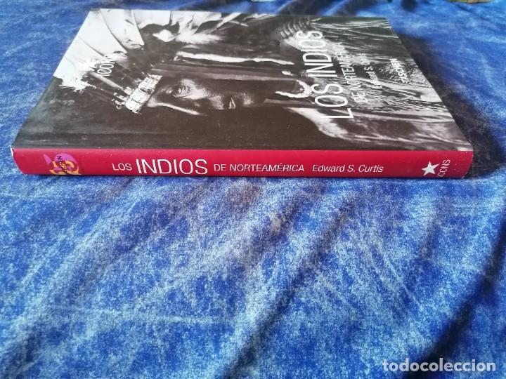 Libros de segunda mano: LOS INDIOS DE NORTEAMERICA * EDWARD S. CURTIS * TASCHEN * ICONS - Foto 2 - 236914060