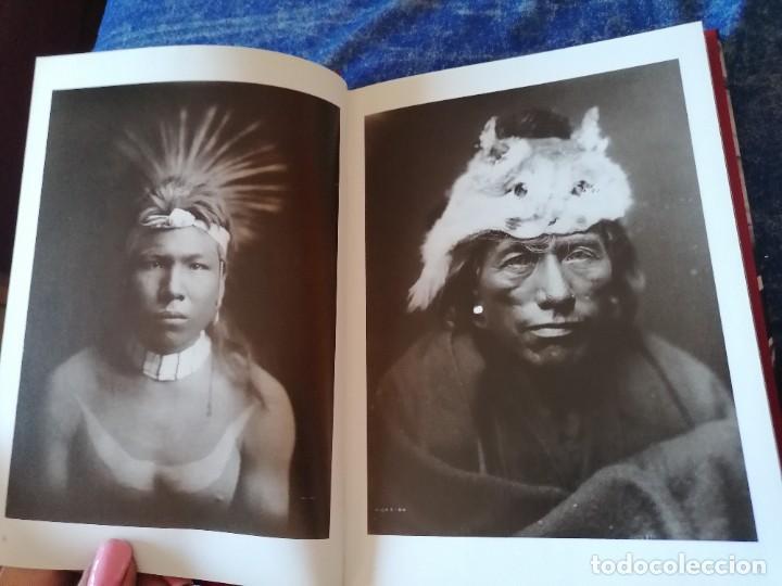Libros de segunda mano: LOS INDIOS DE NORTEAMERICA * EDWARD S. CURTIS * TASCHEN * ICONS - Foto 4 - 236914060