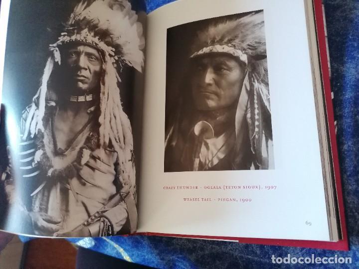 Libros de segunda mano: LOS INDIOS DE NORTEAMERICA * EDWARD S. CURTIS * TASCHEN * ICONS - Foto 5 - 236914060