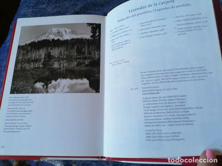 Libros de segunda mano: LOS INDIOS DE NORTEAMERICA * EDWARD S. CURTIS * TASCHEN * ICONS - Foto 7 - 236914060