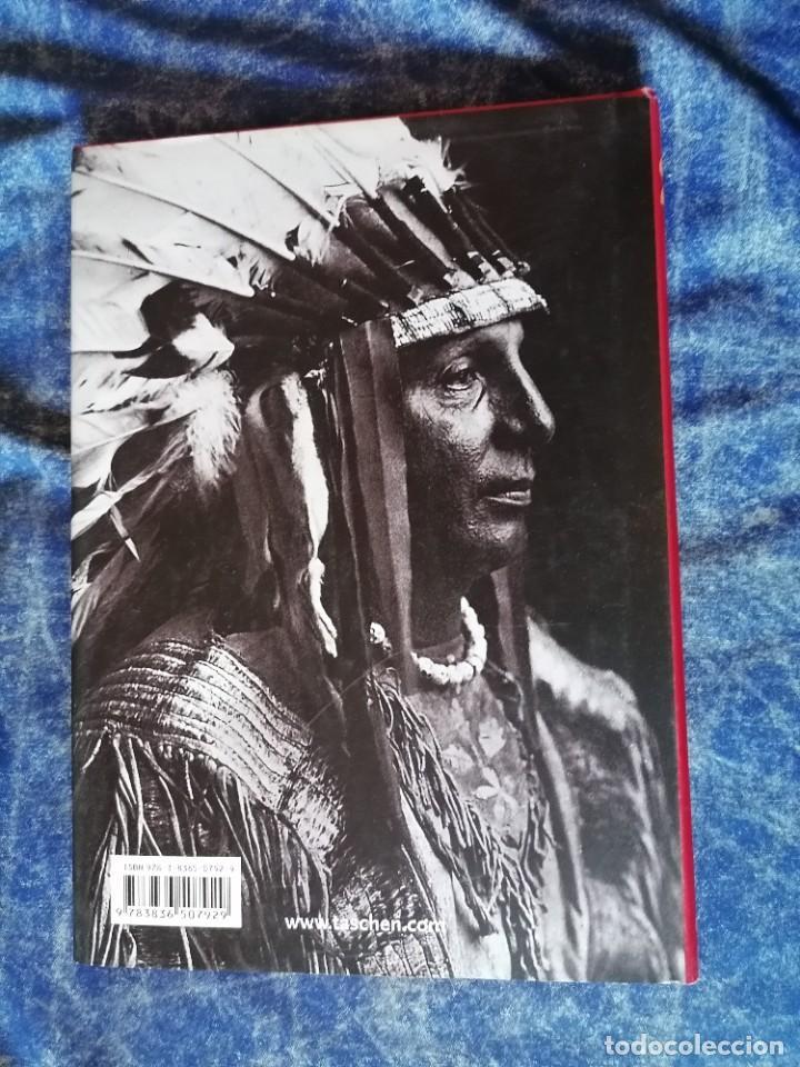 Libros de segunda mano: LOS INDIOS DE NORTEAMERICA * EDWARD S. CURTIS * TASCHEN * ICONS - Foto 8 - 236914060