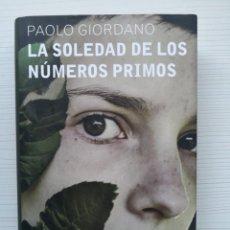 Libros de segunda mano: LA SOLEDAD DE LOS NÚMEROS PRIMOS. Lote 236915370