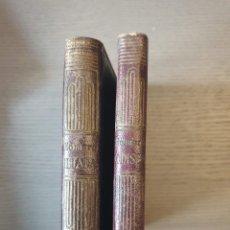 Libros de segunda mano: HOMERO. ILIADA. ODISEA. EDITORIAL AGUILAR. 1945. Lote 236916000